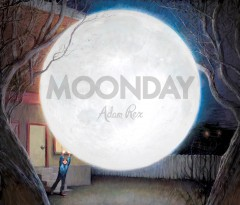 Book jacket for Moonday