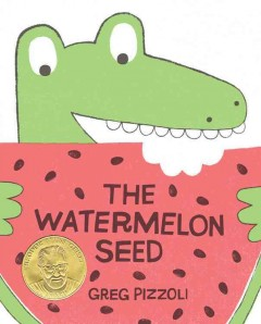 Book jacket for The watermelon seed