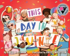 Book jacket for This day in June