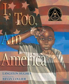 Book jacket for I, too, am America