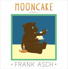 Book jacket for Mooncake