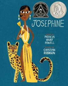 Book jacket for Josephine : the dazzling life of Josephine Baker