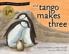 Book jacket for And Tango makes three