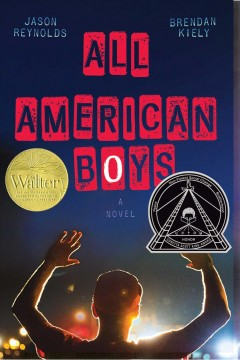 Book jacket for All American boys
