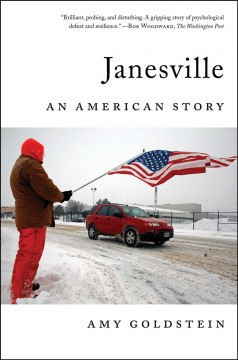 Book jacket for Janesville [BOOK DISCUSSION] : an American story