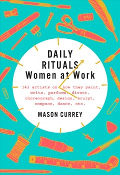 Book jacket for Daily rituals : women at work