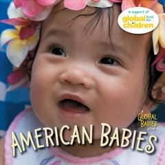 Book jacket for American babies /