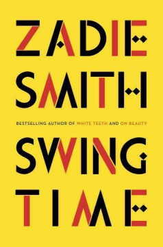 Book jacket for Swing time [BOOK DISCUSSION]