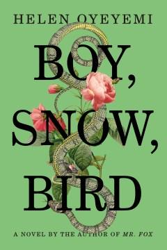 Book jacket for Boy, snow, bird [BOOK DISCUSSION] : a novel