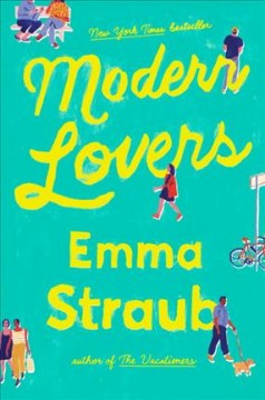 Book jacket for Modern lovers [BOOK DISCUSSION]