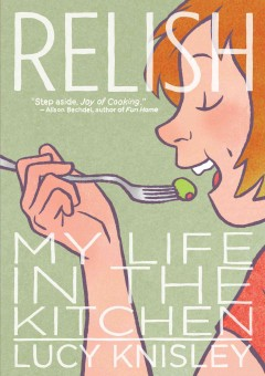 Book jacket for Relish :