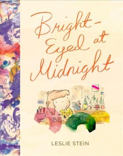 Book jacket for Bright-eyed at midnight /