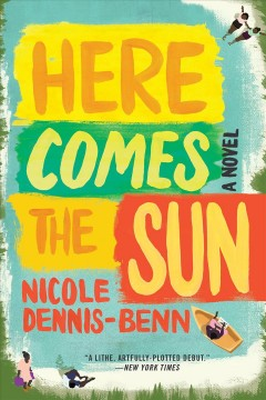 Book jacket for Here comes the sun :