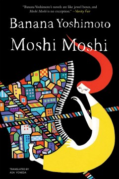 Book jacket for Moshi Moshi [BOOK DISCUSSION]