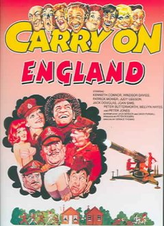 Carry On England