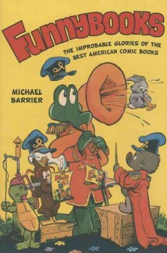 Funnybooks, by Michael Barrier