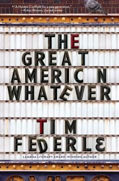 The Great American Cualquiera que sea la portada del libro