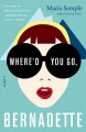 Where'd you go, Bernadette : a novel / Maria Semple.