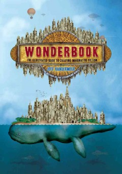 wonderbook, by jeff vandermeer