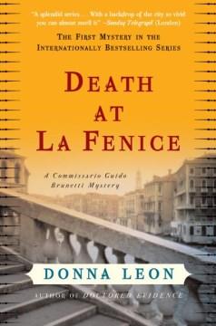 Catalog record for Death at La Fenice