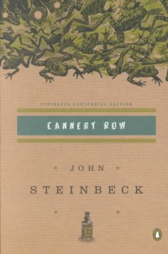 Catalog record for Cannery Row