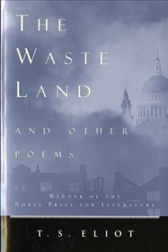 Catalog record for The waste land, and other poems.