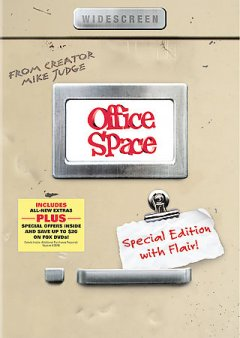 Office space book cover