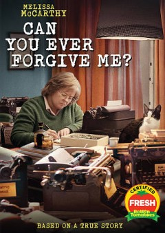 Catalog record for Can you ever forgive me?