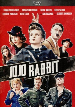 Jojo Rabbit book cover