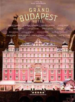 Catalog record for The Grand Budapest Hotel