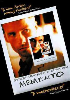 Catalog record for Memento