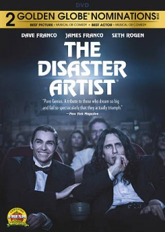 Catalog record for The Disaster Artist.