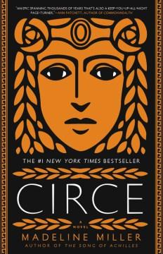 Circe : a novel book cover