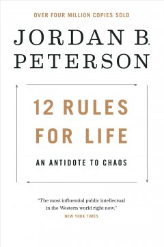 Catalog record for 12 rules for life : an antidote to chaos