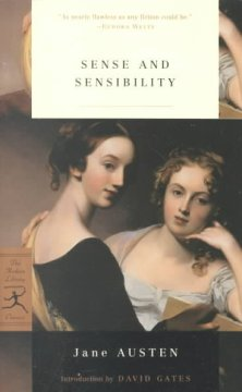 Catalog record for Sense and sensibility