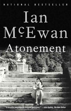 Catalog record for Atonement : a novel