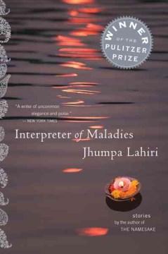 Catalog record for Interpreter of maladies : stories