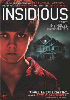 Catalog record for Insidious
