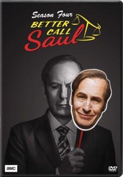 Catalog record for Better call Saul. Season four