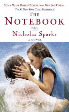 Catalog record for The notebook