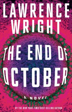 The end of October book cover