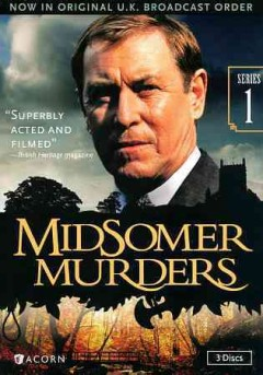 Catalog record for Midsomer murders. Series 1
