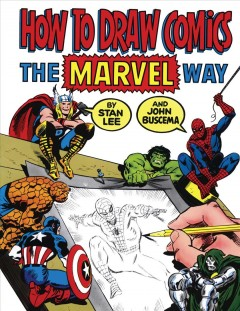 Catalog record for How to draw comics the Marvel way