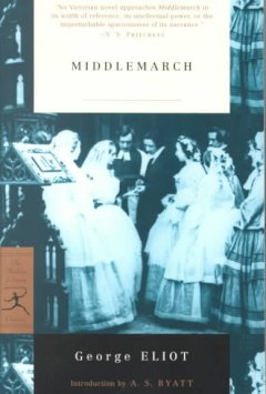 Catalog record for Middlemarch
