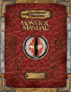 Catalog record for Dungeons & dragons monster manual : core rulebook III v.3.5