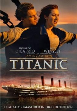 Catalog record for Titanic