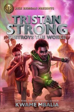 Catalog record for Tristan Strong destroys the world