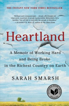 Catalog record for Heartland : a memoir of working hard and being broke in the richest country on Earth