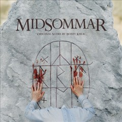 Midsommar book cover