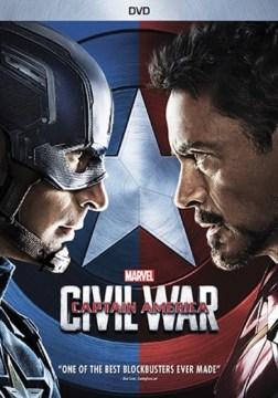Catalog record for Captain America. Civil war